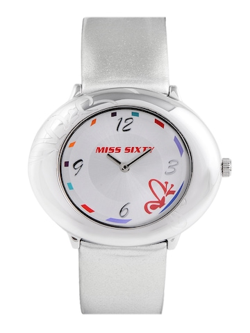 Miss Sixty Silver Watch