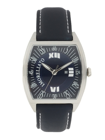Morellato Men Navy Blue Watch
