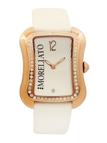 Morellato Women Silver Dial Watch