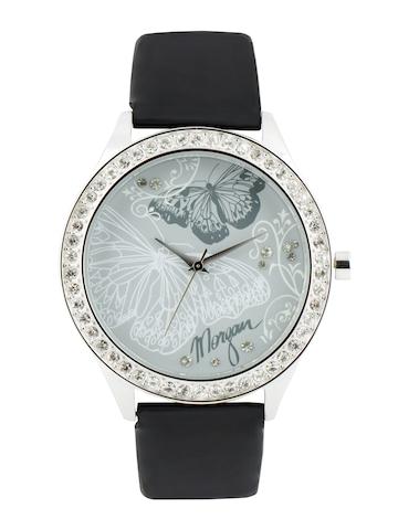 Morgan Women Grey Dial Watch
