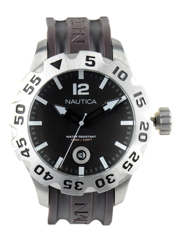 Nautica Men Brown Dial Watch
