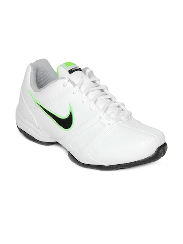 Nike Men Air Affect V Sl White Sports Shoes