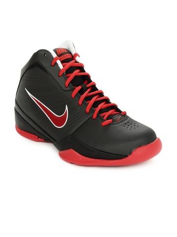 Nike Men Black Air Quick Handle Shoes
