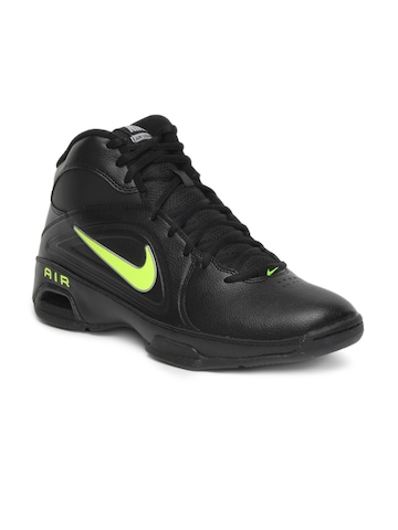 Nike Men Black Air Visi Pro III Sports Shoes