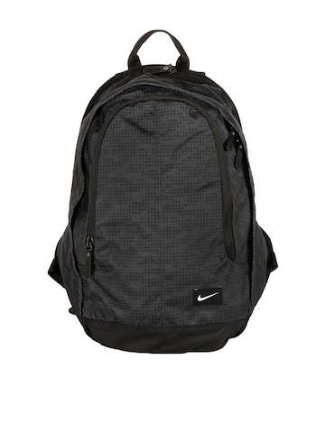 Nike Men Black Backpack