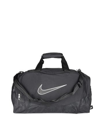 Nike Men Black Duffle Bag