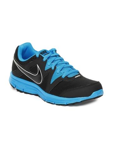 Nike Men Black Lunarfly Sports Shoes