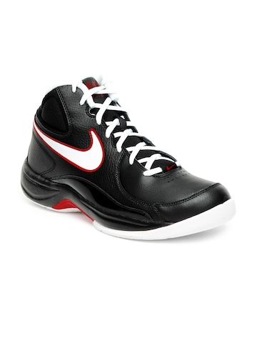 Nike Men Black The Overplay VII Sports Shoes