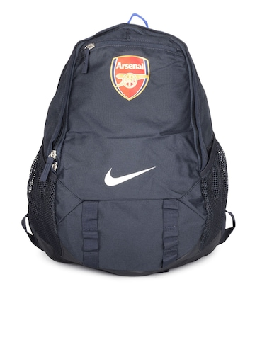 Nike Men Blue Arsenal Backpack