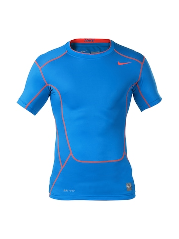 Nike Men Blue Jersey