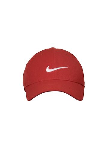 Nike Men Red Cap