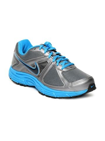 Nike Men Grey Dart 9 MSL Sports Shoes