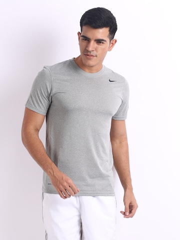 Nike Men Grey Training T-shirt