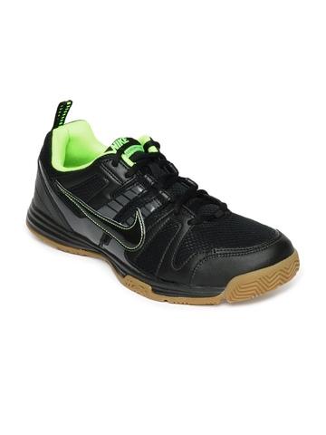Nike Men Multicourt 10 Black Sports Shoes
