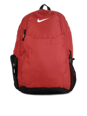 Nike Men Red Backpack