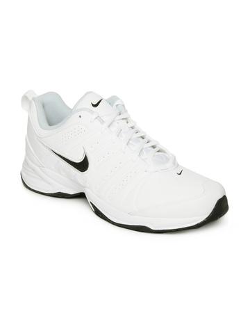 Nike Men T-Lite X Sl White Casual Shoes