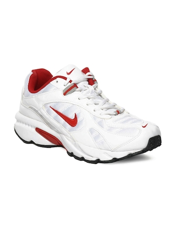 Nike Men White 2.04 Sports Shoes