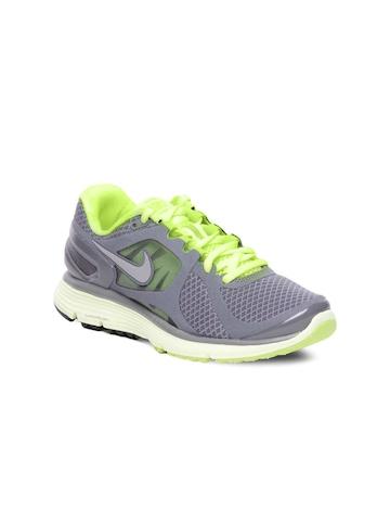 Nike Women Grey Lunareclipse + 2 Sports Shoes