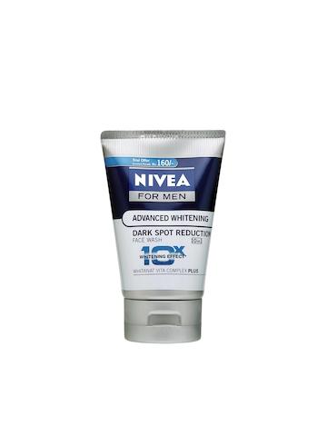 Nivea Men Advanced Whitening Dark Spot Reduction Face Wash 100g