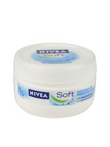 Nivea Unisex Refreshingly Soft Moisturizing Cream