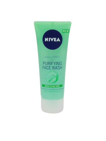 Nivea Women Aqua Effect Purifying Face Wash