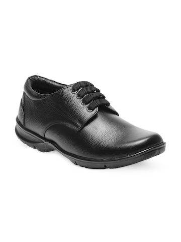 Numero Uno Men Black Formal Shoes