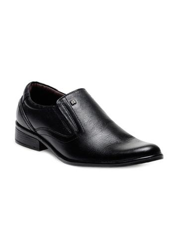 Numero Uno Men Black Shoes
