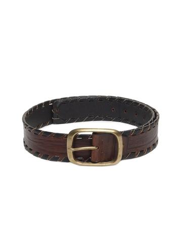 Numero Uno Men Tan Belt