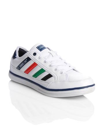 Numero Uno Men White Shoes