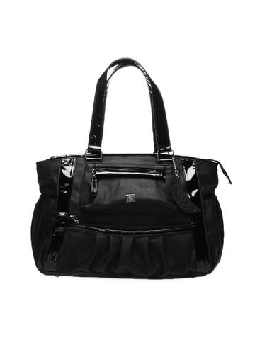 Nyk Women Black Romper Baby Handbag
