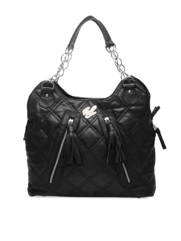 Nyk Women Black Vespa Handbag