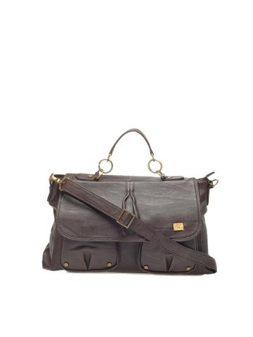 Nyk Women Brown Sandy Handbag