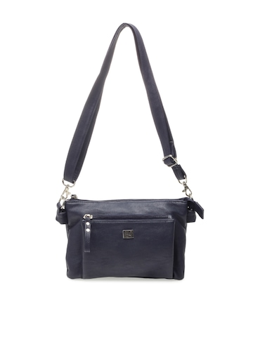 Nyk Women Ink Blue Biker Sling Bag