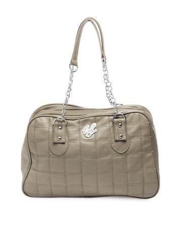 Nyk Women Mushroom Brown Karolyn Handbag