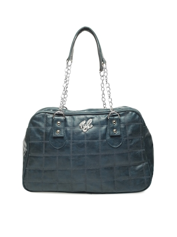 Nyk Women Teal Karolyn Handbag