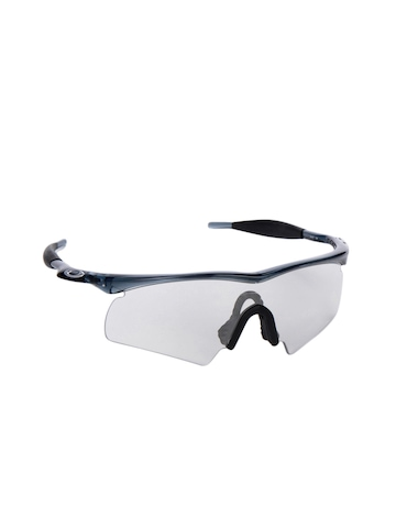 Oakley Men Translucent Grey Frame Driving Goggles