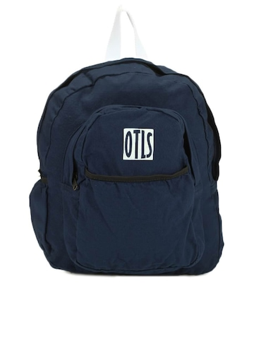 OTLS Unisex Blue Backpack