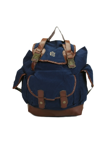 OTLS Unisex Navy Backpack