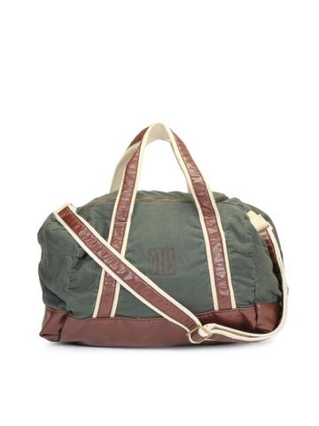 OTLS Unisex Olive Green Bag