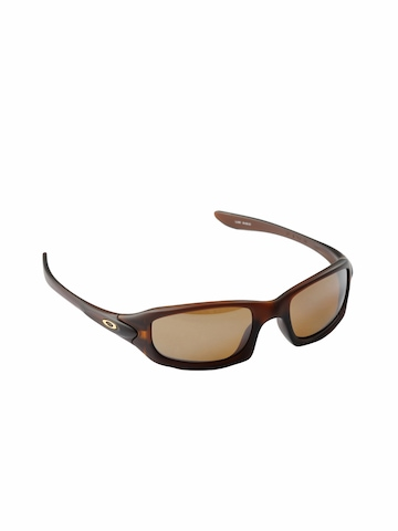 Oakley Men Brown Sunglasses