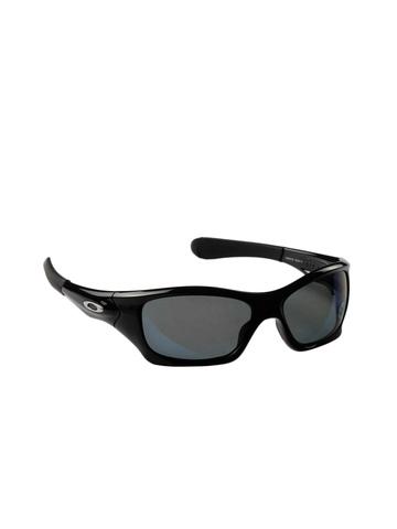 Oakley Men Pit Bull Black Sunglasses
