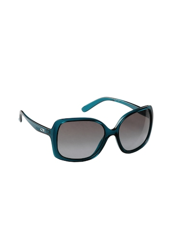 Oakley Women Beckon Blue Sunglasses