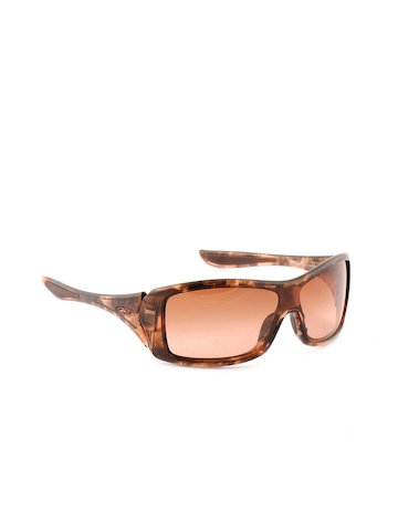 Oakley Women Brown Forsake Sunglasses