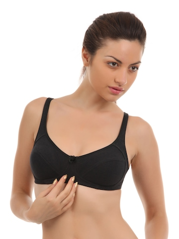 Peri Peri Women Black Bra