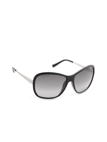 Police Women Casual Black Sunglasses