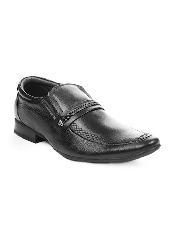 Provogue Men Black Shoes