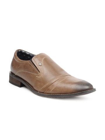Provogue Men Brown Casual Shoes