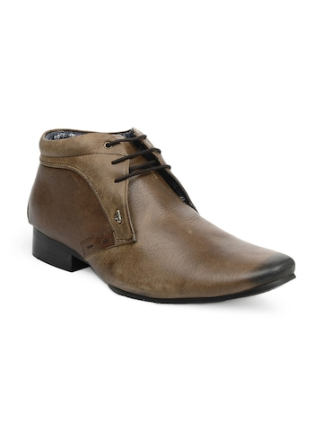Provogue Men Brown Shoes