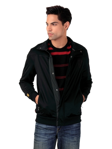 Puma Men Ferrari Black Jacket