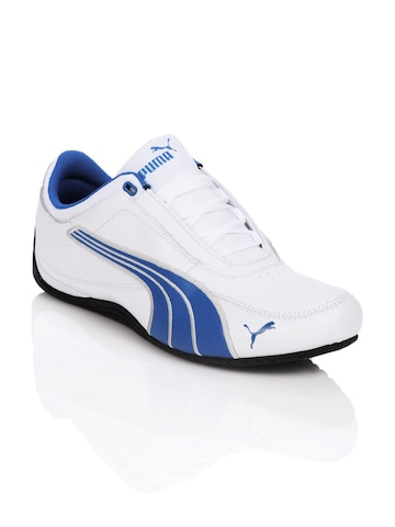 Puma Men Drift Cat White Shoes